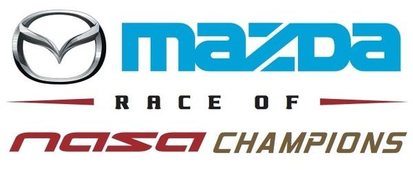 Mazda Race of NASA Champions to be Held at Mazda Raceway Laguna Seca
