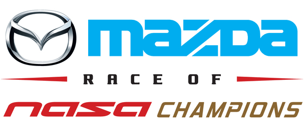 Mazda Race of NASA Champions has Full Grid