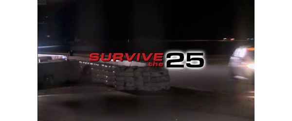 Survive the 25, the 2014 edition to air every Tues. in June on MavTV