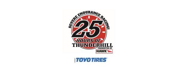 Toyo Tires, the Official Tire of NASA, returns with its support of the 25-Hours of Thunderhill