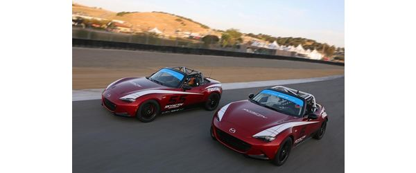 15 NASA Racers Selected as Semi-Finalists for 2015 Mazda Road to 24 Shootout