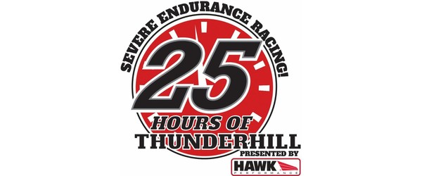 2015 NASA 25 Hours of Thunderhill presented by Hawk Performance Entries Rolling In