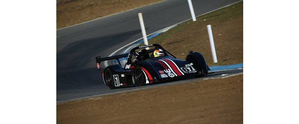 One Motorsports Radical on Pole for NASA 25 Hours of Thunderhill presented by Hawk Performance