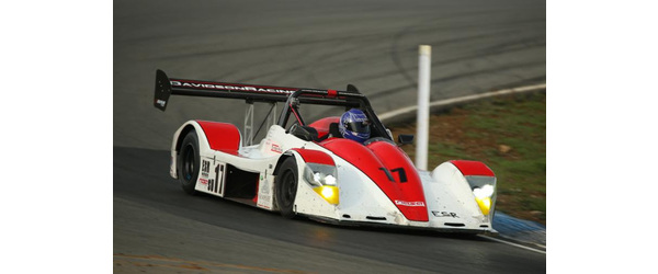 Davidson Racing Leads NASA 25 Hours of Thunderhill presented by Hawk Performance at Six Hour Mark