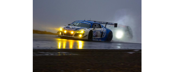 Flying Lizard Audi Wins NASA 25 Hours of Thunderhill presented by Hawk Performanc