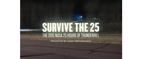 Survive the 25 is now on YouTube!