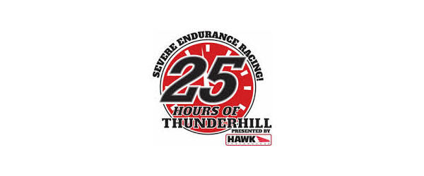 Registration Announcement for NASA 25hrs of Thunderhill - Presented by Hawk Performance