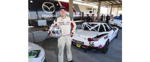 NASA Racer - Matt Cresci Wins 2016 Mazda Road to 24 Shootout