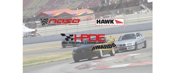 NASA Announces New Contingency Prize Program for HPDE Drivers