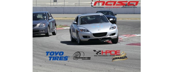 Track Day Tire Named Official Tire Supplier of NASA