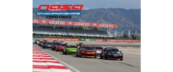 2020 NASA Championships Presented By Toyo Tires to be Held at Utah Motorsports Campus