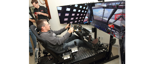 NASA Launches Inaugural Sim Racing Leagues on iRacing